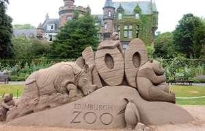 สวนสัตว์เอดินเบรอะ (Edinburgh Zoo)