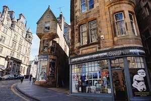 ย่านเมืองเก่าเอดินเบิร์ก(Old Town Edinburgh)