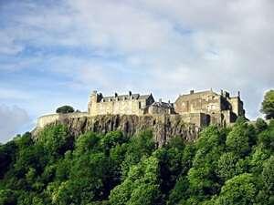 Stirling Castle (ปราสาทสเตอร์ลิ่ง)