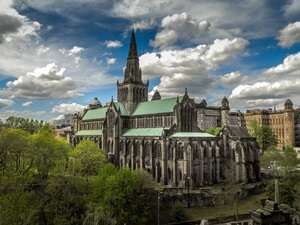วิหารกลาสโกว์(Glasgow Cathedral)
