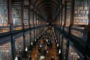 วรรณกรรมแห่งกรุงดับลิน (Literary Dublin)