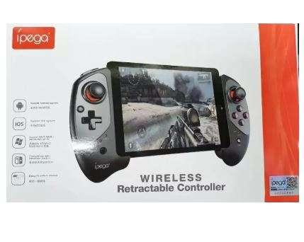 จอยเกมส์ Ipega รุ่น 9083 สามารถใช้กับ Nintendo Switch, android, IOS และ PC ผ่าน Bluetooth