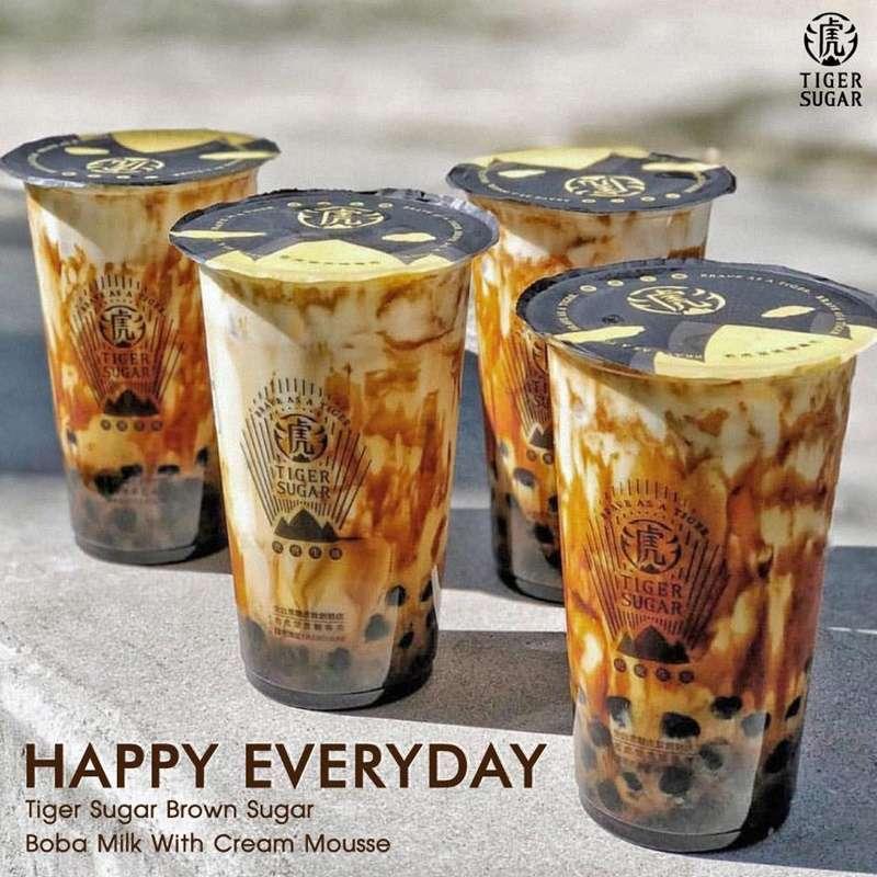 ชาฟองเป็นที่นิยมในประเทศไทยหรือไม่