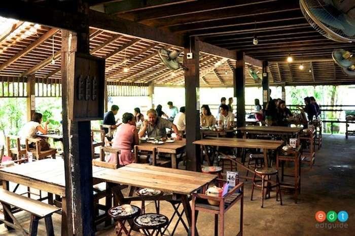 10-ร้านอาหารไทยที่ดีที่สุดในการทานอาหารท้องถิ่นในกรุงเทพ