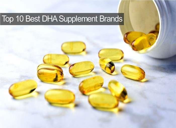 10 อันดับ อาหารเสริม DHA ยอดนิยม