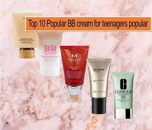 10 อันดับ BB Cream สำหรับวัยรุ่น ยอดนิยม