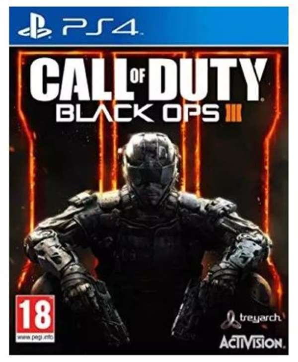 Call of duty Black Ops III Multiplayer Beta