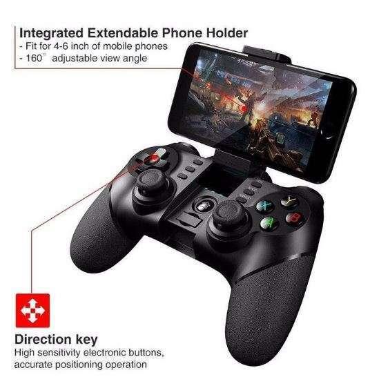 Ipega 9077 Batman Bluetooth Wireless Gamepad
