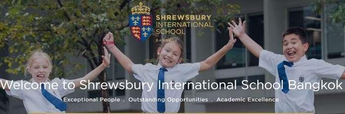 Shrewsbury International School เจริญกรุง