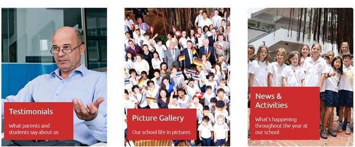 Swiss School Bangkok มีนบุรี