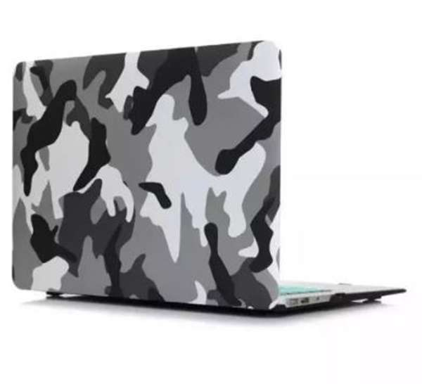 City Camo Cover Protective Laptop Casefor Apple Macbook with Retina 13 Inch