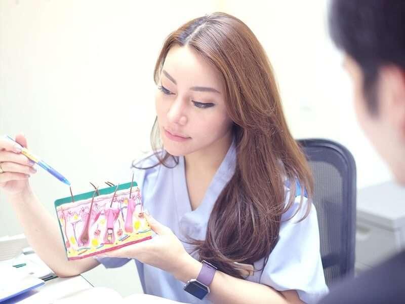 คลินิกศัลยกรรมเสริมความงามในประเทศไทย