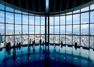 จุดชมวิว (Tokyo City View)