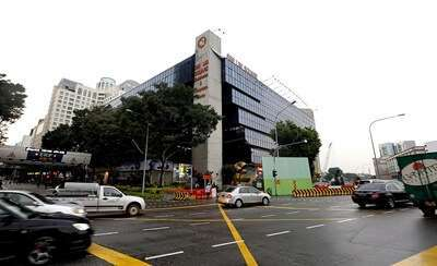 ซิมลิม สแควร์ (Sim Lim Square)