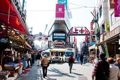 ตลาดอะเมโยโกะ(Ameyoko Market)