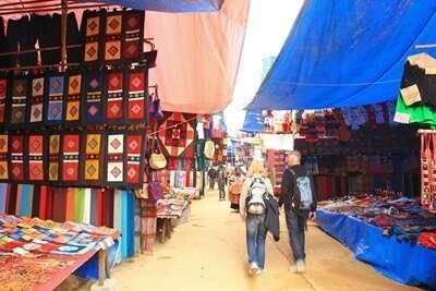 ตลาดเช้าซาปา (Sapa Market)