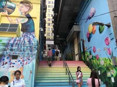 ถนนศิลปะชิงชิง