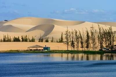 ทะเลทรายมุยเน่ (Muine)