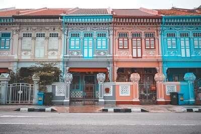 บ้าน Peranakan House สุดคิ้วท์แห่งย่าน Joo Chiat