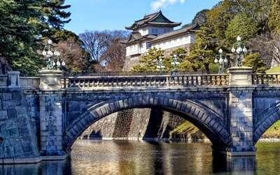 พระราชวังอิมพีเรียล (Tokyo Imperial Palace)
