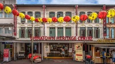 พิพิธภัณฑ์มรดกวัฒนธรรม ไชน่าทาวน์(Chinatown Heritage Centre)