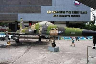 พิพิธภัณฑ์สงคราม (War Remnants Museum)
