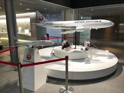 พิพิธภัณฑ์เครื่องบินของสายการบินเจแปนแอร์ไลน์(JAL Factory Tour Sky Museum)