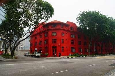 พิพิธภัณฑ์เรด ดอท ดีไซน์(Red Dot Design Museum)