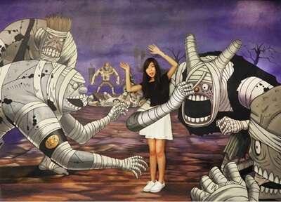 พิพิธภัณฑ์ 3D ฮ่องกง