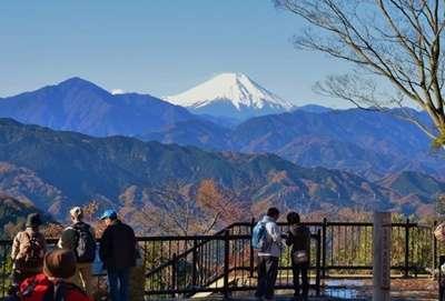 ภูเขาทาคาโอะ(Mount Takao)