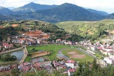 ภูเขาฮามรอง จุดชมวิวเมืองซาปา ( Ham Rong Mountain)