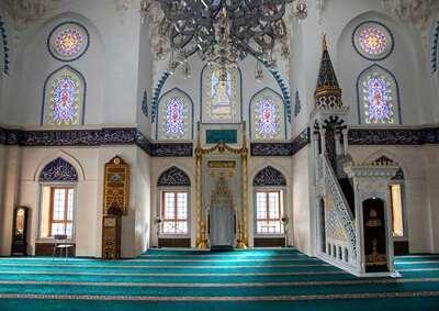 มัสยิดกลางโตเกียว (Tokyo Camii & Turkish Culture Center)