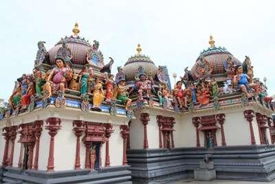 วัดศรีมาริอัมมันต์ (Sri Mariamman Temple)