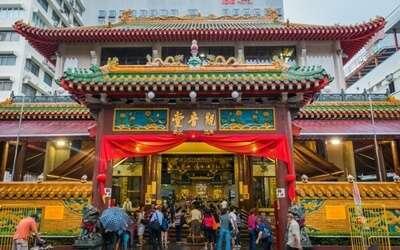 วัดเจ้าแม่กวนอิม (Kwan Im Thong Hood Cho Temple)