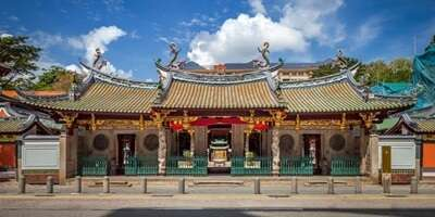 วัดเซียนฮกเก๋ง (Thian Hock Keng Temple)