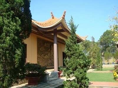 วัดเถียนหวง (Thien Vuong Pagoda)