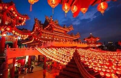วัดเทียนเฮา (Thien Hau Temple)