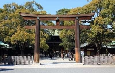 ศาลเจ้าเมจิ(Meiji Jingu)