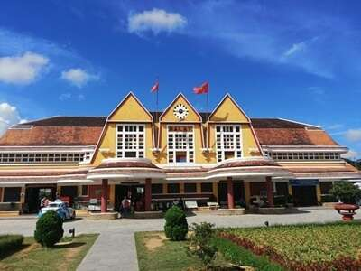 สถานีรถไฟดาลัด (Dalat Train Station)
