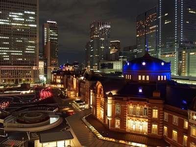 สถานีรถไฟโตเกียว (Tokyo Central Railway Station)