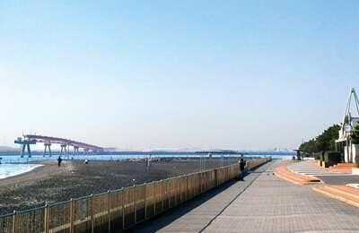 สวนสาธารณะโจนันจิมะ(Jonanjima Seaside Park)