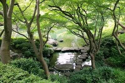 สวนฮับโปเอน ( Happoen)