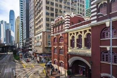 สำรวจถนนยาโบราณของ Sheung Wan