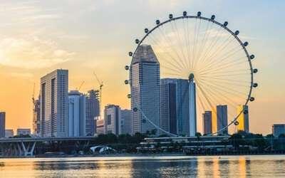 สิงคโปร์ ฟลายเออร์ (Singapore Flyer)