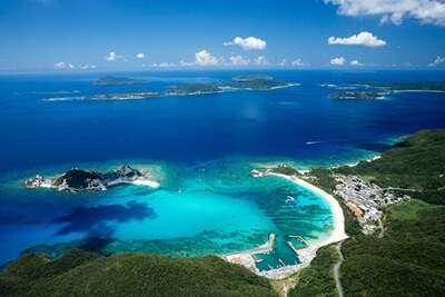 หมู่เกาะโองาซาวาระ (Ogasawara Islands)