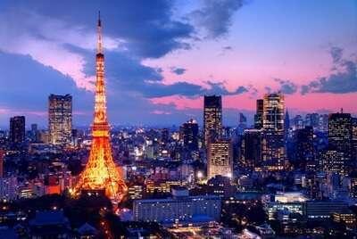 หอคอยโตเกียว (Tokyo Tower)