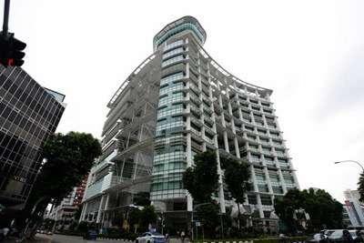 หอสมุดแห่งชาติ สิงคโปร์ (National Library Singapore)