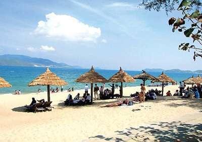 หาดเกาได๋ หรือ หาดจีน (Cao Dai Beach)