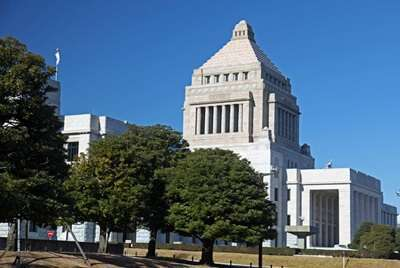 อาคารสภานิติบัญญัติแห่งชาติ(National Diet Building)