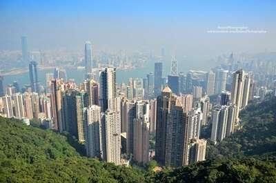 เดอะพีค ฮ่องกง (The Peak Hong Kong)